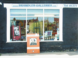Brandler Gallery Shop