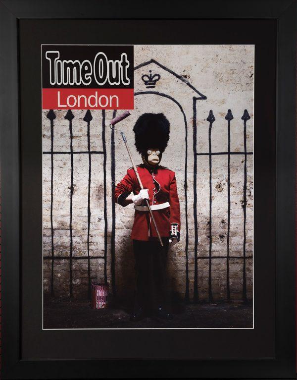 Banksy Time Out London