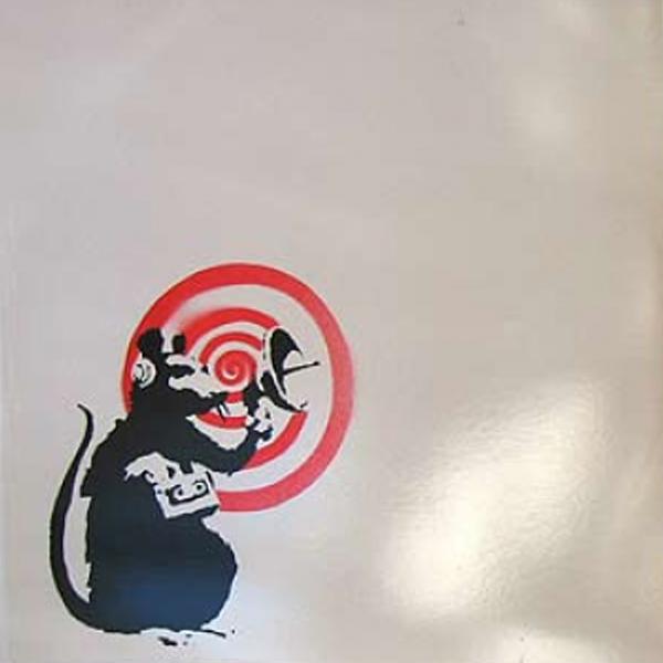 Radar Rat Record Sleeve