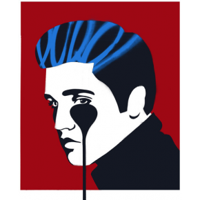 20160201105613-Pure-Evil-Elvis-Pure-Elvis-The-Number-One-Red-Blue-x100-85-x-70-290x290