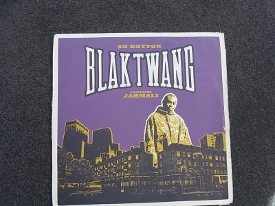 Blaktwang Purple