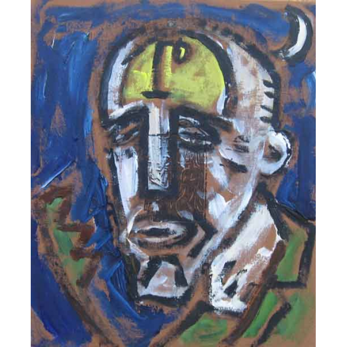 (Self) Portrait