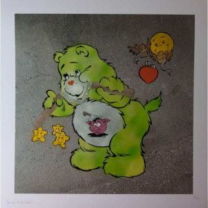 Scare Bear (Green)