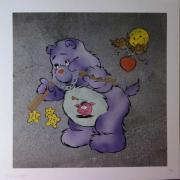 Scare Bear (Purple)