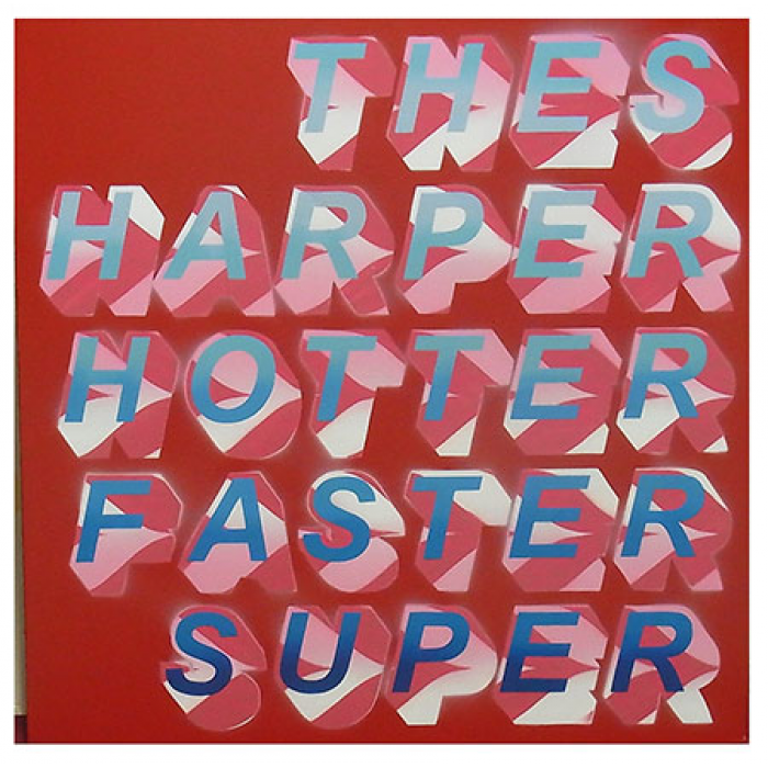 The Sharper Hotter Faster Super