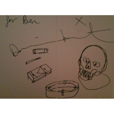 A Drawing for Ben