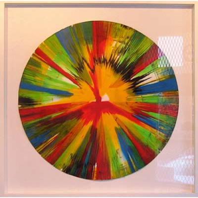 Spin Painting
