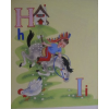 Letter H and I