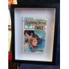 Mills & Boon Lightning Strikes Twice Unique Collage Painting