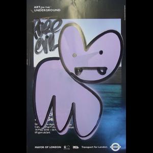 Underground Poster 2