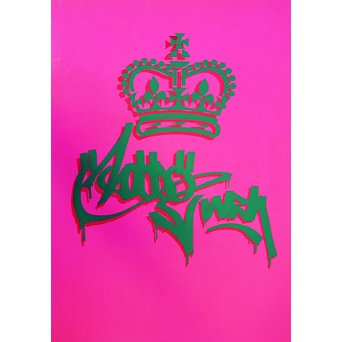 KING Robbo (Pink)