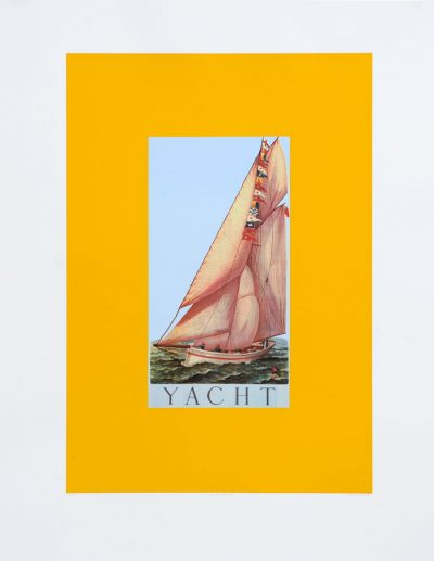 Y is for Yacht