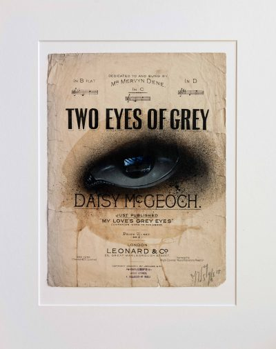 Two Eyes of Grey