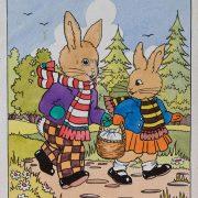 Bunnie Rabbits