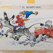 Noddy Rides A Donkey