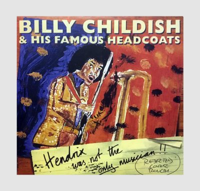 billy childish and his famous headcoats