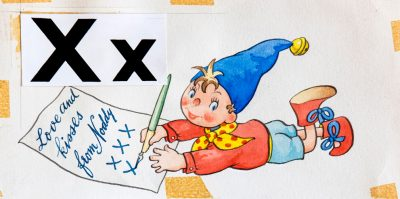 Noddy, X Stands For...