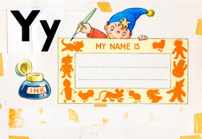 Noddy, Y Stands For...