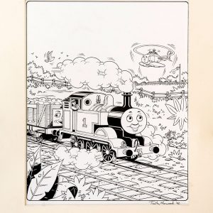 Untitled (1992) - Thomas the Tank Engine [046/160]
