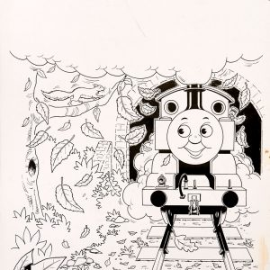 Thomas #63 (1990) - Thomas the Tank Engine [049/160]