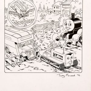 #162 (1993) - Thomas the Tank Engine [051/160]