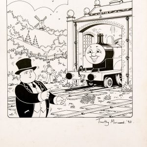 Untitled #76 (1990) - Thomas the Tank Engine [058/160]