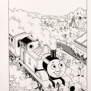 Thomas & The Playground (1992) - Thomas the Tank Engine [060/160]