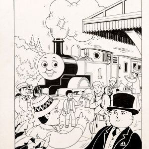 The Wrong Van (1989) - Thomas the Tank Engine [061/160]