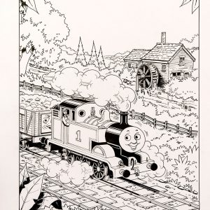 So Much To See (1992) - Thomas the Tank Engine [066/160]