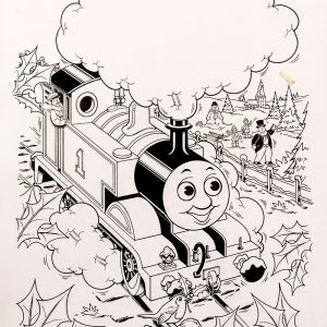 Untitled (1992) - Thomas the Tank Engine [067/160]