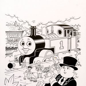 Untitled (1999) - Thomas the Tank Engine [069/160]