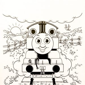 Sunshine (1993) - Thomas the Tank Engine [070/160]