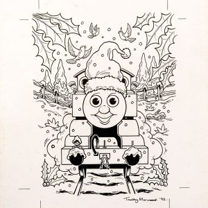 Christmas (1992) - Thomas the Tank Engine [072/160]