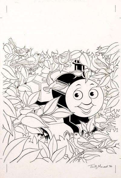 Untitled (1994) - Thomas the Tank Engine [077/160]