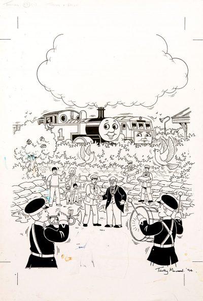 Thomas & Daisy (1994) - Thomas the Tank Engine [080/160]