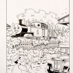 The Special Christmas Tree, Issue #134 (1993) - Thomas the Tank Engine [084/160]