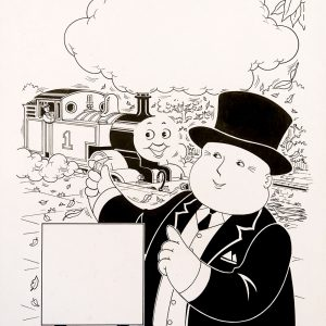 Special Gift Cover, Issue #157 (1994) - Thomas the Tank Engine [085/160]