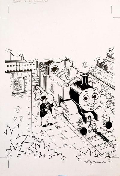 Tickets, Issue #98 (1995) - Thomas the Tank Engine [087/160]