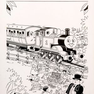 Task For Thomas #132 (1992) - Thomas the Tank Engine [095/160]-356