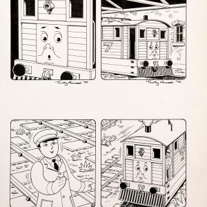 Untitled, Issue #61 (1990) - Thomas the Tank Engine [097/160]-358