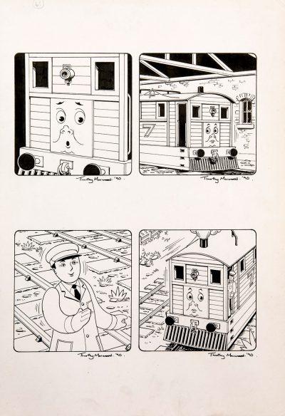 Untitled, Issue #61 (1990) - Thomas the Tank Engine [097/160]-358