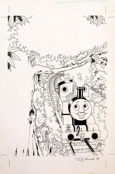 Unitled (1994) - Thomas the Tank Engine [098/160]