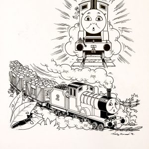 Edward, Issue #192 (1994) - Thomas the Tank Engine [106/160]-385