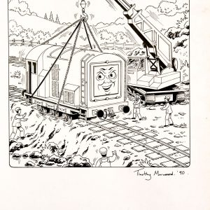Untitled, Issue #80 (1990) - Thomas the Tank Engine [107/160]-386