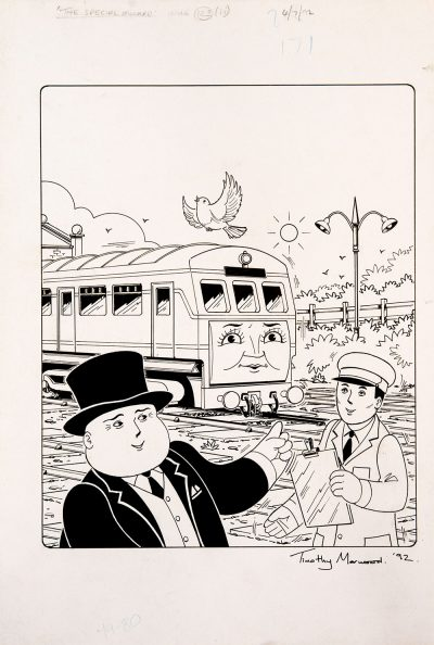 The Special Award, Issue #123 (1992) - Thomas the Tank Engine [113/160]-392
