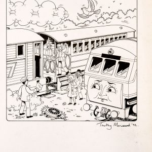 Issue #111 (1992) - Thomas the Tank Engine [114/160]