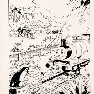 Issue #47 (1989) - Thomas the Tank Engine [119/160]-398