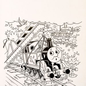 Issue #191 (1999) - Thomas the Tank Engine [125/160]-404
