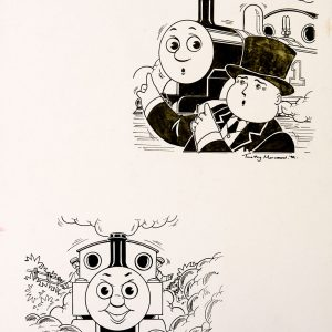 Brave Thomas, Issue #214 (1999) - Thomas the Tank Engine [126/160]-405