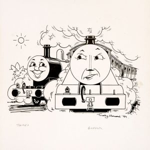 James Bumps With Thomas (1999) - Thomas the Tank Engine [138/160]-417
